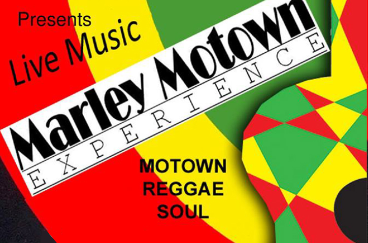 Reggae and Motown night