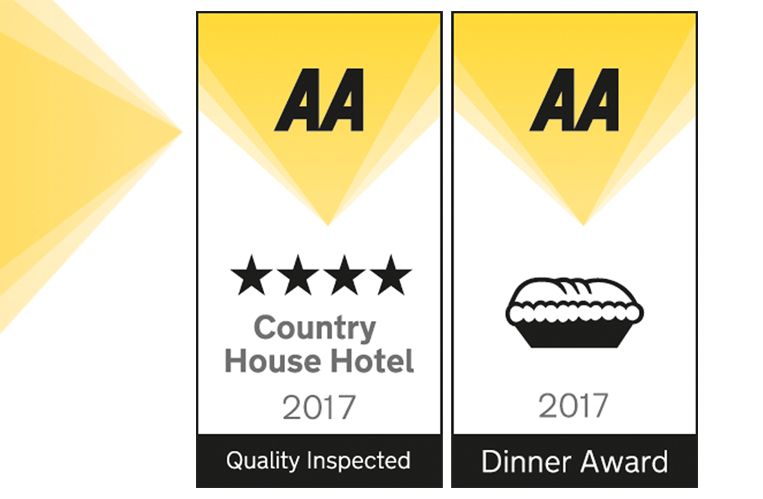 Award winning restaurant and hotel